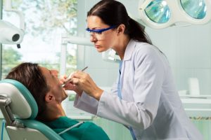 Picking the right dentist